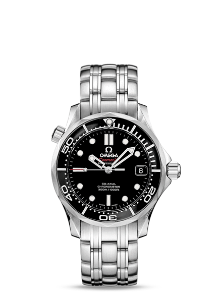 Réplique Omega Seamaster Diver 300m Co-Axial automatique 36.25mm Femme 212.30.36.20.01.002 Montre
