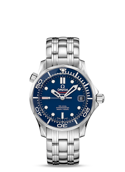 Réplique Omega Seamaster Diver 300m Co-Axial automatique 36.25mm Femme 212.30.36.20.03.001 Montre