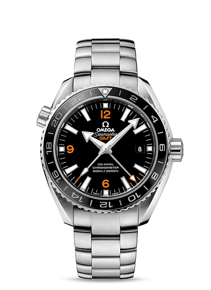Réplique Omega Seamaster Planet Ocean GMT 232.30.44.22.01.002 Montre