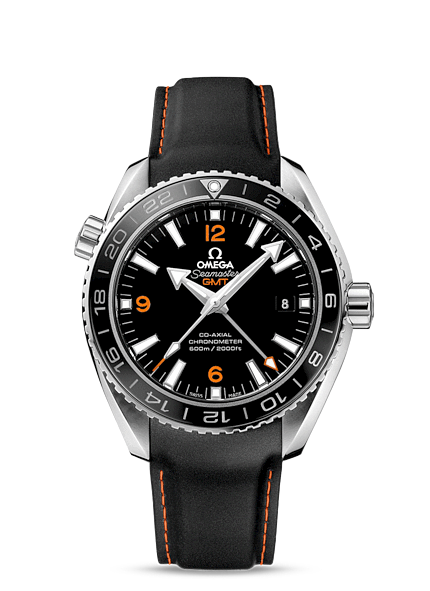 Réplique Omega Seamaster Planet Ocean GMT 232.32.44.22.01.002 Montre