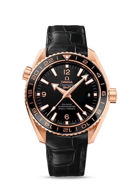 Réplique Omega Seamaster Planet Ocean GMT 232.63.44.22.01.001 Montre