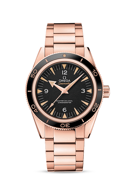 Réplique Omega Seamaster 300 41mm master Co-Axial Homme 233.60.41.21.01.001 Montre