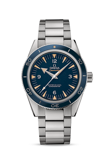 Réplique Omega Seamaster 300 Master Co-Axial 41mm Homme 233.90.41.21.03.001 Montre