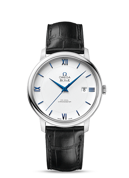 Réplique Omega De Ville Prestige Co-Axial Chronometer 424.53.40.20.04.001 Montre