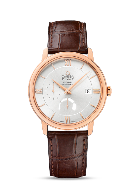 Réplique Omega De Ville Prestige Power Reserve Co-Axial 424.53.40.21.02.001 Montre