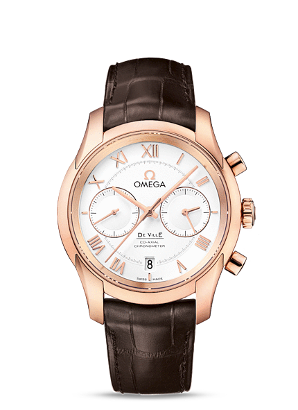 Réplique Omega De Ville Co-Axial Chronograph 431.53.42.51.02.001 Montre