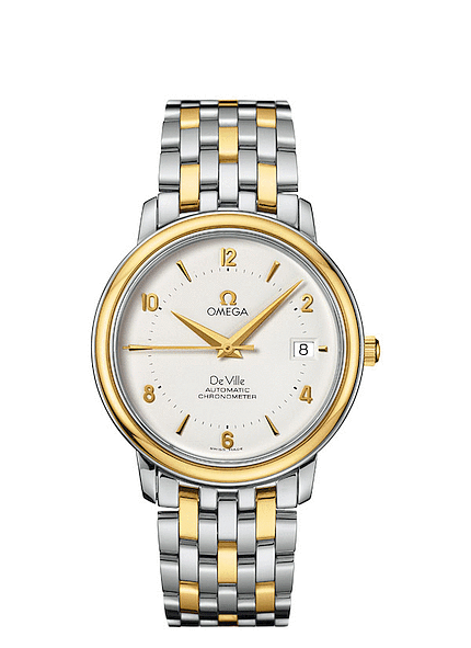 Réplique Omega De Ville Prestige Mechanical Men 4312.21.00 Montre
