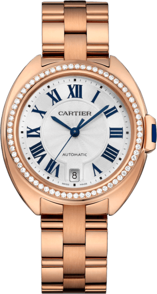 Cle de Cartier Automatique 35mm Femme
