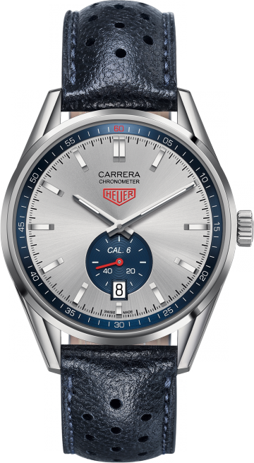 Réplique TAG Heuer Carrera Calibre 6 Automatique 39 mm WV5111.F WV5111.FC6350 Montre