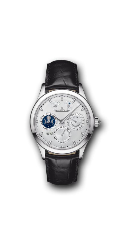 Réplique Jaeger-LeCoultre Master Eight Days Perpetual 40 ref 1613401 Montre