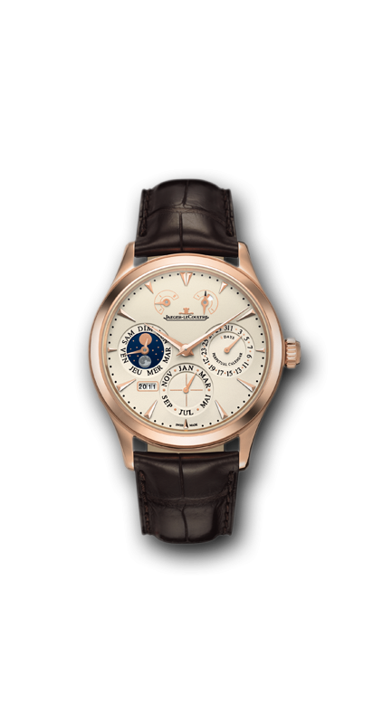 Réplique Jaeger-LeCoultre Master Eight Days Perpetual 40 ref 1612420 Montre