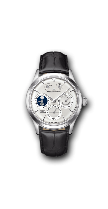 Réplique Jaeger-LeCoultre Master Eight Days Perpetual 40 ref 1618420 Montre