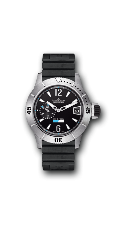 Réplique Jaeger-LeCoultre Master Compressor Diving GMT ref 187T670 Montre