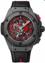 Réplique Hublot Big Bang King Power Red Devil Manchester United 48mm 716 Montre
