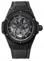 Réplique Hublot King Power Minute Repeater Chrono Tourbillon 704.QX.1137 Montre