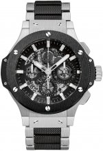 Réplique Hublot Big Bang Aero Bang Steel 44mm 311.SM.1170.SM Montre