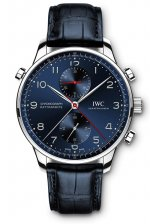 Copie de IWC Portugieser Rattrapante Edition Boutique Munich IW371217