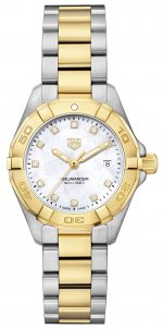 Copie de Tag Heuer Aquaracer Quartz Mes dames 27mm Mes dames WBD1422.BB0321