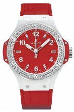 Hublot Big Bang Steel White dames Montre