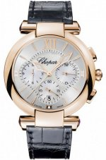 Réplique Chopard Imperiale Chronographe Automatique 40mm Femme 384211-5001 Montre