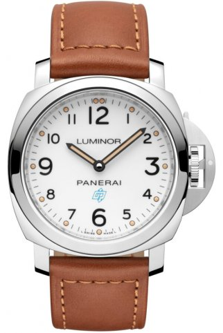 Copie de Panerai Luminor Base Logo 3 Jours Acciaio 44mm PAM00775