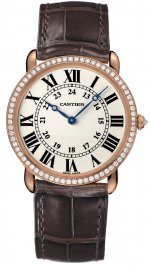 Réplique Cartier Ronde Louis dames WR000651 Montre