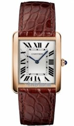 Réplique Cartier Tank Solo Quartz W5200025 Montre