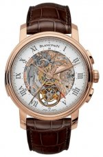 Blancpain Carrousel Repetition Minutes Chronographe Flyback