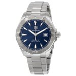 TAG Heuer Aquaracer Replique Bleu Dial WAY2112.BA0928
