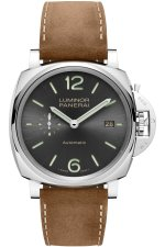 Copie de Panerai Luminor Due 3 Jours Acciaio 42mm PAM00904