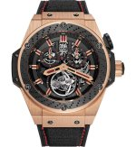 Réplique Hublot King Power Tourbillon F1 707.OM.1138.NR.FMO10 Montre