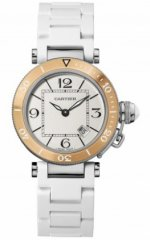 Réplique Cartier Pasha dames W3140001 Montre