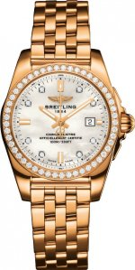 Breitling Galactic 29 H7234853/A792/791H or rose Montre