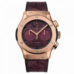 Copie de Hublot Classic Fusion Bordeaux 45mm 521.OX.O50V.VR.BER18