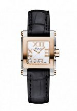 Réplique Chopard Happy Sport Place Mi Femme 278516-6001 Montre