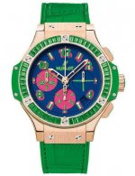 Réplique Hublot Big Bang Pop Art or jaune Apple Suivre 341.VG.51
