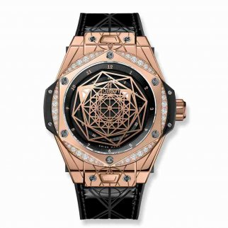 Copie de Hublot Big Bang Sang Roi 39mm 465.OS.1118.VR.1204.MXM17