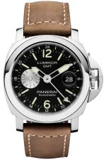 Copie de Panerai Luminor GMT Acciaio 44mm PAM01088