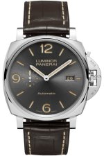 Copie de Panerai Luminor Due 3 Jours Acciaio 45mm PAM00943