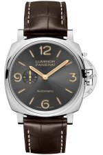 Copie de Panerai Luminor Due 3 Jours Acciaio 45mm PAM00739