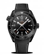OMEGA Seamaster Planet Ocean 600M Maitre coaxial CHRONOMETER GMT 45.5mm 215.92.46.22.01.001