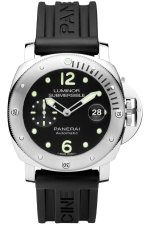 Copie de Panerai Luminor Submersible Acciaio 44mm PAM01024