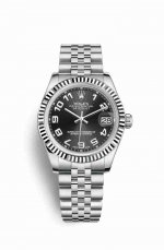 Copie de Rolex Datejust 31 Blanc Role blanc 178274