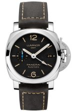 Copie de Panerai Luminor 1950 3 Jours GMT Acciaio 42mm PAM01535