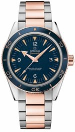 Réplique Omega Seamaster 300 Co-Axial 41 mm 233.60.41.21.03.001 Montre