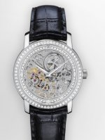 Réplique Vacheron Constantin Patrimony Traditionnelle openworked small Montre