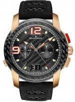 Réplique Blancpain L Evolution Split Second Flyback chronographe Carbon F 8886F-3603-52B Montre