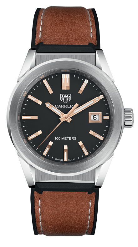 Copie de Tag Heuer Carrera Noir Cadran Midsize WBG1311.FT6116