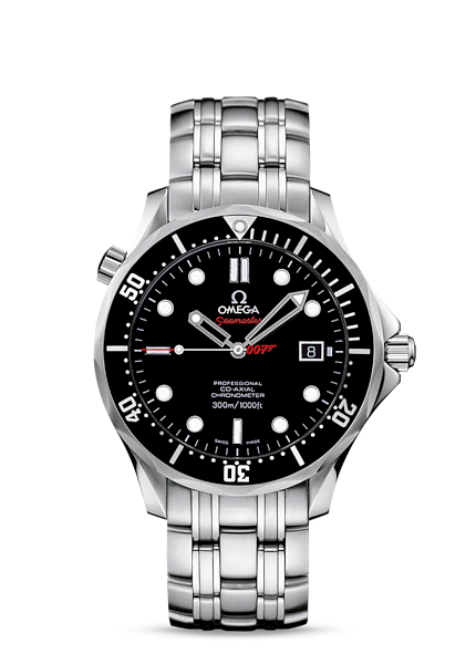 Réplique Omega Seamaster James Bond 007 Limited Edition Homme 212.30.41.20.01.001 Montre