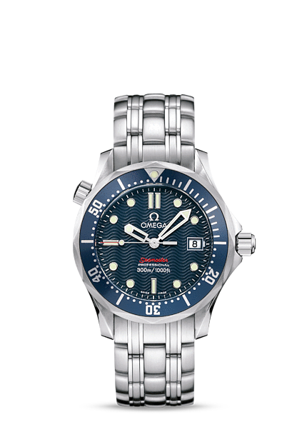 Réplique Omega Seamaster 300M Quartz Midsize James Bond 2223.80.00 Montre